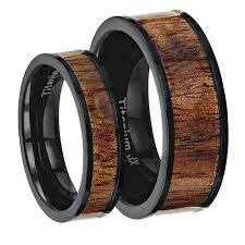 matching titanium wedding bands matching titanium wedding ring sets his and hers titanium diamond