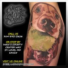 brandie morton tattoo artist steel and ink tattoo studio st louis