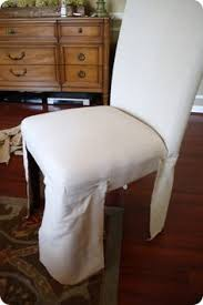how to slipcover a chair ruthie be maude diy stenciled parson chair slipcovers dom i