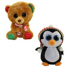 ty beanie boos 2 christmas 2017 releases bella