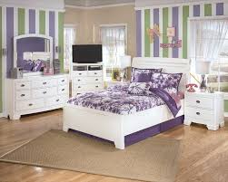 Wall Mount Headboard Kids Bedroom Furniture Sets Long Cabinet Design With Mini Bed