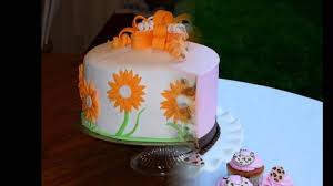 Easy Home Cake Decorating Ideas by Cake Decorating Fondant Ideas Decorating Ideas Contemporary