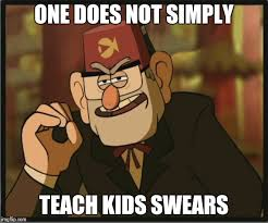 One Does Simply Not Meme Generator - one does not simply gravity falls version meme generator