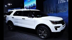 cars ford explorer ford the concept cars 2019 2020 ford explorer exterior view