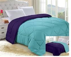 Purple Comforter Twin Caribbean Ocean Downtown Purple Reversible College Comforter Twin Xl