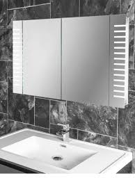 bathroom cabinets back lighted bathroom mirrors gallery and