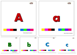 printable alphabet worksheets uk alphabet letter flashcards and posters upper case and lower case