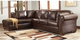 Brown Leather Sectional Sofa With Chaise Amazing Chic Leather Sofa Sectional Brown In Attractive