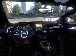 mod car game euro truck simulator 2 ets 2 audi rs4 car mod download simulator games mods download