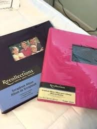 recollections photo album refill pages recollections scrapbook album refills citygates co