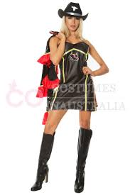Cowgirl Costume Halloween Wild West Costumes