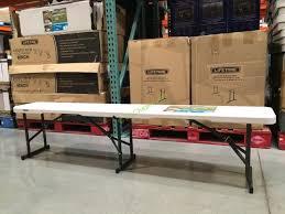 lifetime picnic table costco 6ft folding table costco for captivating lifetime products folding