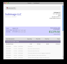 free online invoice template all about template online invoice