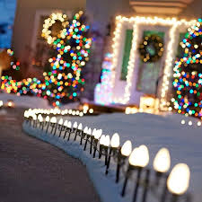 Stone Zoo Christmas Lights by 41 Best Light Up Christmas Images On Pinterest Outdoor Lighting