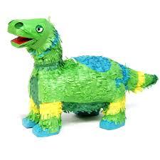 dinosaur pinata dinosaur green pinata