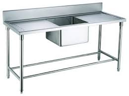 Sink Faucet Design This Is Information Commercial Kitchen Sinks - Commercial kitchen sinks stainless steel