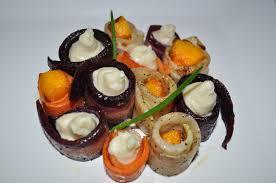 panais cuisine bouquet de légumes à la mousseline de panais cuisine de kattylou