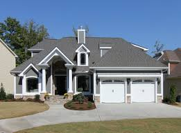 grey house white trim what color door exterior schemes gray paint
