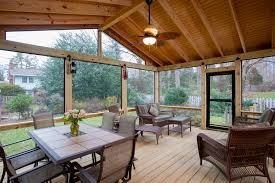 screen porch contractor fairfax screened porches porch and decking