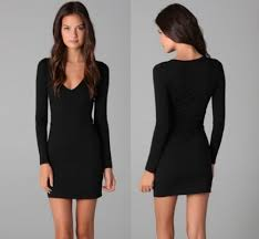 my black dress simple sleeve black dress need this to add to my