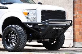 Ford Raptor Exhaust - new f250 f350 bumper for mbrp exhaust ford raptor forum f 150