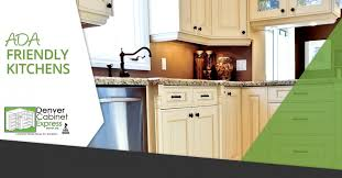 ada kitchen wall cabinet height ada friendly kitchens