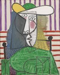 Dora Maar In An Armchair Weeping Woman U0027 Pablo Picasso 1937 Tate