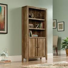 Bookcase Cupboard Bookcases With Doors You U0027ll Love Wayfair