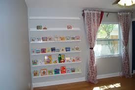 kara u0027s korner nursery room book shelves
