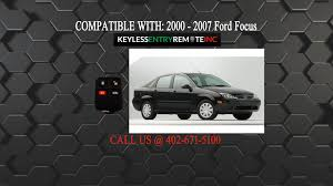 program ford focus key fob how to replace ford focus key fob battery 2000 2001 2002 2003 2004