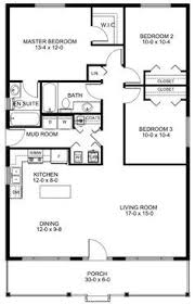 The G443 14 X 20 X 10 Garage Plan Free House Plan by 110 Best 1500 Sq Ft Plans Images On Pinterest House Floor Plans