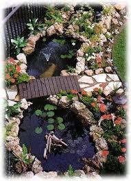 Pond In Backyard by Best 25 Small Backyard Ponds Ideas On Pinterest Small Garden