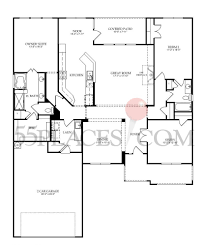 bluffton cottage floorplan 2184 sq ft del webb sweetgrass
