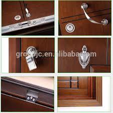 standard size modern wrought iron gate metal building materials