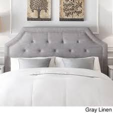 Gray Tufted Headboard Parkside Button Tufted Platform Bed Homelegance Target Hd