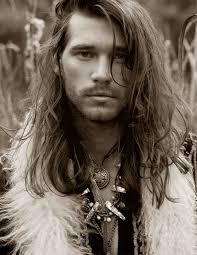 mens hippie hairstyles zebedee row for spook magazine fantasy men pinterest fantasy