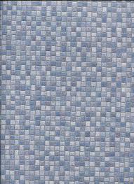 Napa Nemo  Vinyl Flooring Kitchen Bathroom Blue Mosaic   M - Cheap bathroom vinyl flooring 2