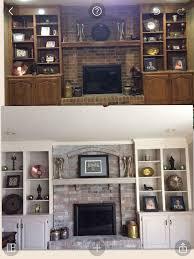 Best  Family Room Fireplace Ideas On Pinterest Fireplace - Family room shelving