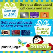 buy discount gift cards for the plastic jungle discount gift cards 0 5 donation
