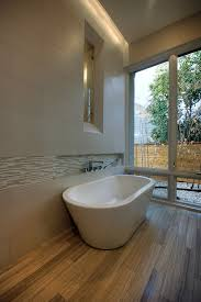 Bathtub Wall Mount Faucet Dazzling Interceramic Tile In Bathroom Contemporary With Silver