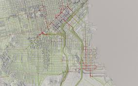 Traffic Map San Francisco by Wip My San Francisco Recreation Citiesskylines