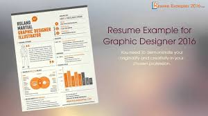 Best Resume Example by Best Resume Examples In 2016 Youtube
