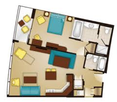disney bay lake tower floor plan luxury and location the rooms of bay lake tower at disney s