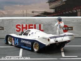 rothmans porsche 962 porsche racing 1980 u0027s present old irish racing model collection