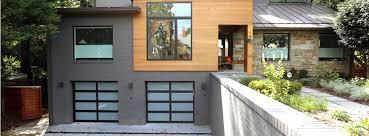 garage glass doors residential aluminum glass garage door project