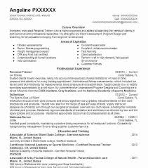 personal trainer resume cover letter for personal trainer also beginner personal