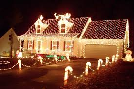 music outdoor christmas lights display at outside light ideas