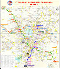 Metro Route Map by Bharat Nagar