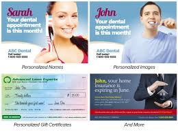 personalized postcards personalized postcards variable data postcard printing services