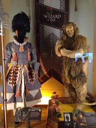 lion costume wizard of oz wizard of oz original costumes from emp museum in seattle wa imgur